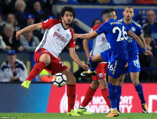 Leicester – West Brom: Thoát hiểm nhờ ngôi sao 2