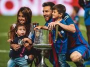 Nhà Messi có tin vui: Đua Ronaldo sinh con đàn cháu đống