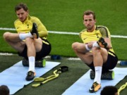 Trực tiếp Cúp C1 sôi sục: Kane quyết hạ bệ vua Real - Ronaldo