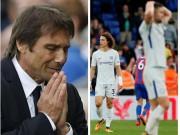 Chelsea khủng hoảng mini: Thành bại tại Conte - Hazard