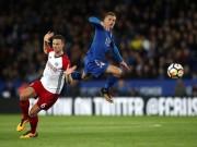 Video, kết quả bóng đá Leicester - West Brom: Thoát hiểm nhờ ngôi sao