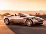 Aston Martin DB11 Volante giá 5 tỷ đồng ra mắt