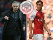 MU vỗ về Mourinho: Lương siêu khủng,  thả ga  tậu Griezmann  & amp; Ozil