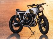 """"""" Mê mệt """"  với bản độ Honda CB360T 1976 tặng bạn gái"""