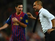 """Tin HOT bóng đá tối 17/10: Guardiola lại tung chiêu  """" vờn """"  Messi"""