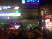 Nam sinh viên chết bí ẩn trong trường đại học ở Sài Gòn