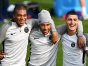 """Neymar thu phục Mbappe cùng  """" phe Brazil """"  độc chiếm PSG, nhấn chìm Cavani"""