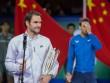 Tin thể thao HOT 17/10: Federer 52 danh hiệu lớn, bỏ xa Nadal & Djokovic