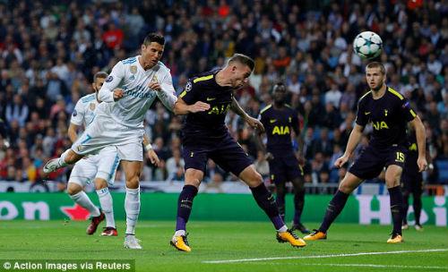 Chi tiết Real - Tottenham: Nỗ lực vô vọng (KT) 19