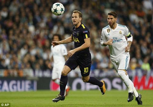 Chi tiết Real - Tottenham: Nỗ lực vô vọng (KT) 20
