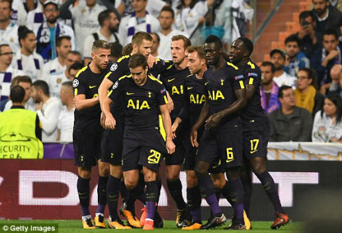 Chi tiết Real - Tottenham: Nỗ lực vô vọng (KT) 21