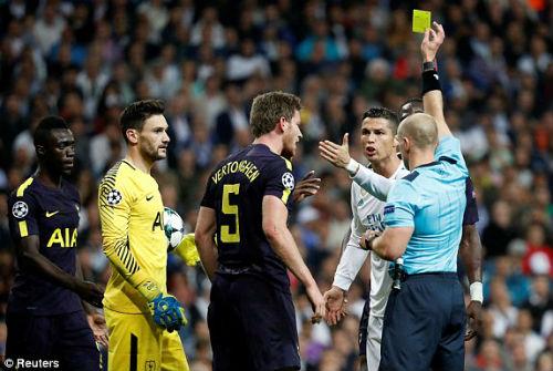 Chi tiết Real - Tottenham: Nỗ lực vô vọng (KT) 25