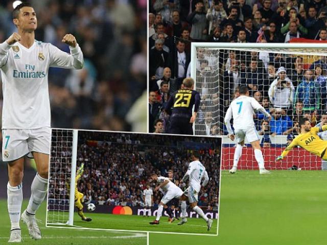 Báo Anh tiếc vì Tottenham hòa Real, khen Harry Kane ngang cơ Ronaldo 6