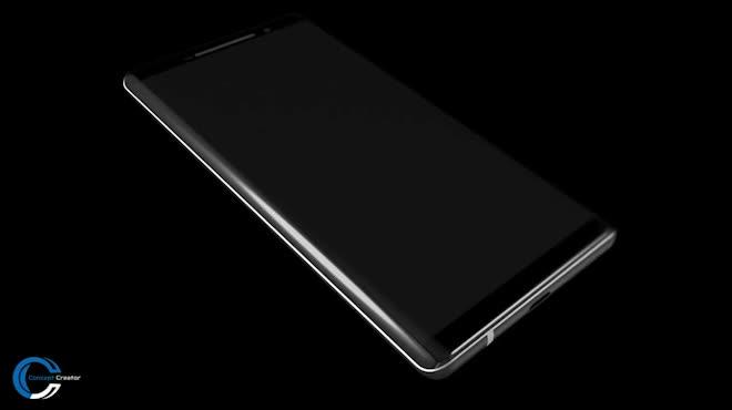Nokia 9 concept tuyệt đẹp trong video mới