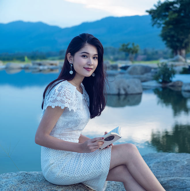 Ngắm 3 cô gái đẹp nhất Hoa hậu Việt Nam khiến anh em mong nhớ