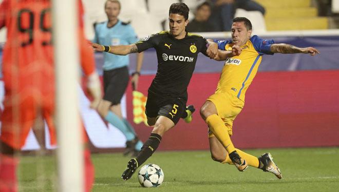 """APOEL Nicosia - Dortmund: """"Chiến binh"""" và siêu """"chân gỗ"""""""