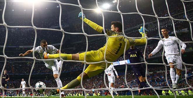 """Lloris hóa """"Người nhện"""": Ronaldo phát cáu, triệu fan Real """"không thèm"""" De Gea 1"""