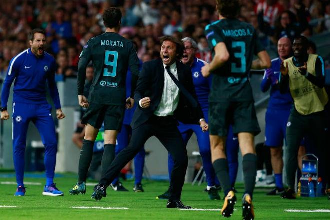 Chelsea - Roma: Morata trở lại, quyết chiến ngôi đầu 1