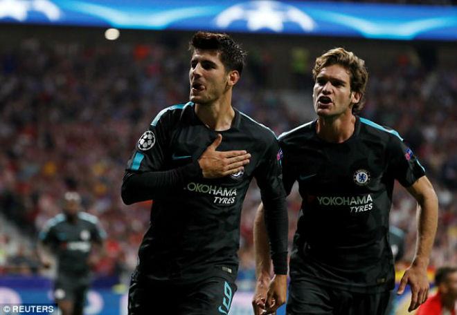 Chelsea - Roma: Morata trở lại, quyết chiến ngôi đầu 2