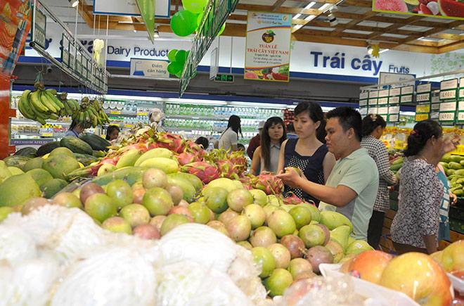 Siêu thị Co.opmart Tân Châu giảm giá mạnh nhân dịp khai trương - 1