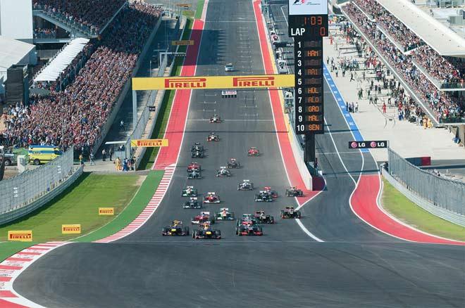 """Đua xe F1, US GP: Miền đất hứa sẵn sàng chào đón """"tân vương"""" 1"""