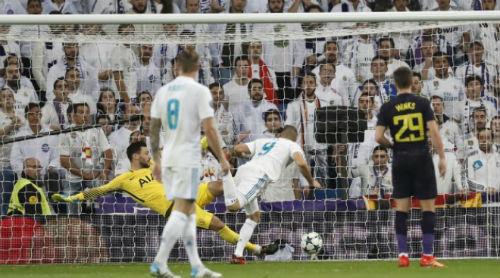 Chi tiết Real - Tottenham: Nỗ lực vô vọng (KT) 23