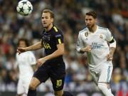 TRỰC TIẾP Real - Tottenham: Harry Kane suýt ghi bàn