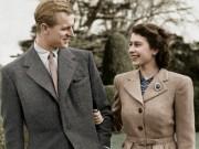 """Tiếng sét ái tình  """" gõ cửa """"  trái tim Nữ hoàng Anh từ năm 13 tuổi"""