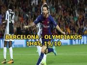 Barcelona - Olympiakos: Đua Ronaldo, Messi đàn áp kẻ lót đường?