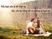 8 điều cần nhớ để tình yêu bền chặt theo năm tháng