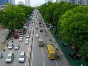 HN:  Chia tay  gần 1.300 cây xanh đường Phạm Văn Đồng