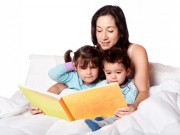 Bất ngờ với những lợi ích thần kỳ khi bố mẹ kể chuyện cho con