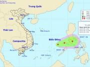Bão số 11 vừa tan, Biển Đông lại xuất hiện vùng áp thấp