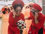 Cặp đôi xứ Huế và dàn bê tráp khiến khách mời choáng váng