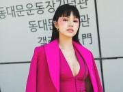 """"""" Tiểu thư hội con nhà giàu Việt """"  bơm ngực để đi Tuần lễ thời trang Seoul?"""