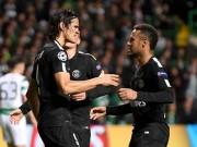 Đại chiến nhà giàu PSG: Cavani ghét Neymar, tháo chạy về Man City