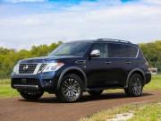 Nissan Armada 2018 bản cao cấp giá 1,4 tỷ đồng