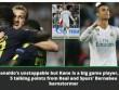 Báo Anh tiếc vì Tottenham hòa Real, khen Harry Kane ngang cơ Ronaldo