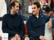Federer  siêu vĩ đại  ở tuổi 36: Nhờ huyền thoại Sampras dẫn lối