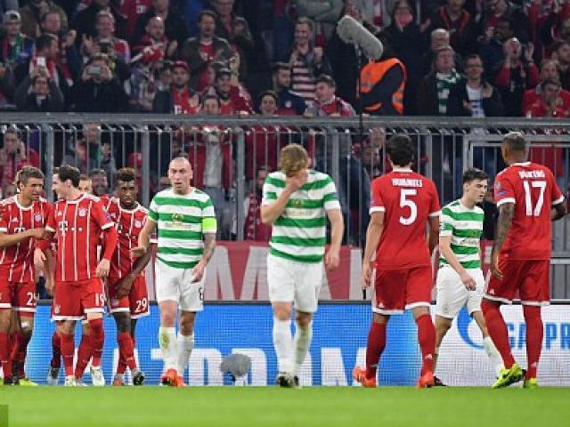 Kết quả trận đấu Bayern Munich - Celtic: 2 nhát kiếm sắc lẹm