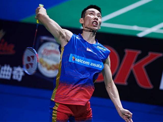 """Cầu lông: Lee Chong Wei thua tê tái, ai cản nổi """"Siêu nhân"""" Axelsen 2"""