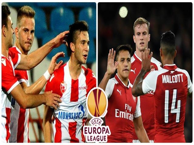 Chi tiết Crvena Zvezda - Arsenal: Người hùng quen mặt (KT) 24
