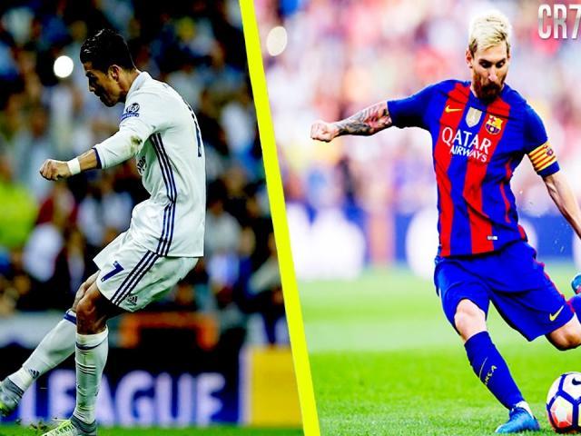 Đua 100 bàn cúp châu Âu: Ronaldo chỉ giỏi 11m, Messi đáng khâm phục 4