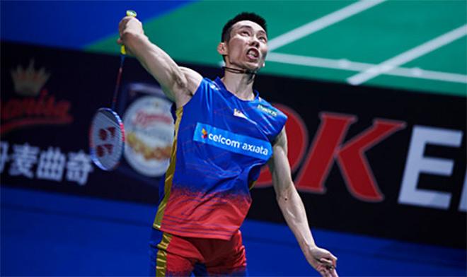 """Cầu lông: Lee Chong Wei thắng vang dội, Trung Quốc """"mất hình"""" 1"""