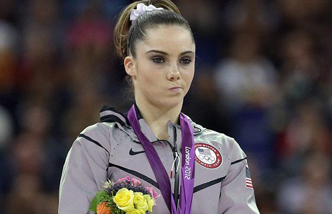 Bàng hoàng: Người đẹp Mỹ vô địch Olympic bị quấy rối tình dục 3