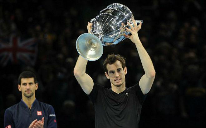 Federer đua số 1 với Nadal: Học Murray soán ngôi Djokovic 2