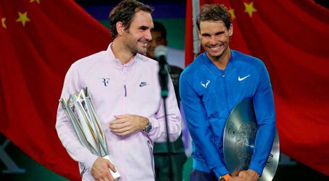 Federer đua số 1 với Nadal: Học Murray soán ngôi Djokovic 1