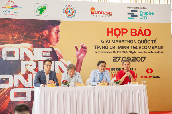 Giải Marathon quốc tế TP.HCM: Nhiều bước chạy thay đổi cuộc đời bạn 2