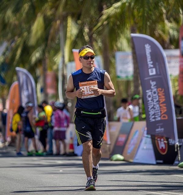 Giải Marathon quốc tế TP.HCM: Nhiều bước chạy thay đổi cuộc đời bạn 1