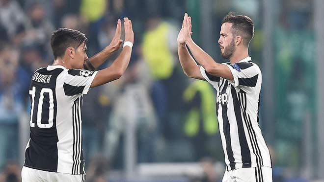 Juventus - Sporting Lisbon: Thay người vi diệu, vỡ òa cuối trận - 1